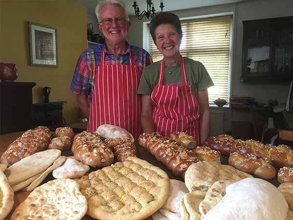 Middle Eastern Bread Making Classes