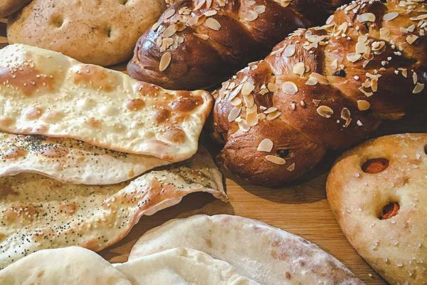 Middle Eastern Breads